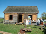 Fort Connah, the oldest building in MT
